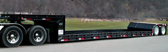 Low Boy trailer Company in Michigan